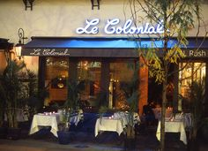 Le Colonial + Chicago - Google Search