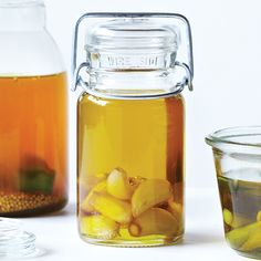 9 Homemade Infused Olive Oil Recipes For Your Glass Olive Oil Sprayer Garlic Infused Olive Oil, Garlic Oil, Olive Oil Sprayer, Vinegar Salad Dressing, Flavored Oils, Infused Oils, Flavored Butter, Salsa Dulce, Roasted Garlic