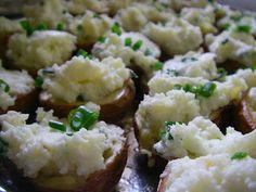 SUNDAY BAKER: Twice-Baked Mini Bites