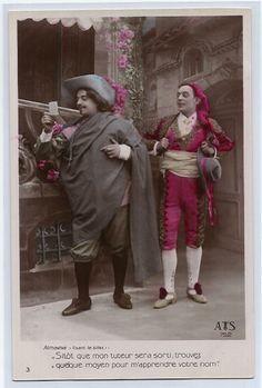 Conte di Almaviva e Figaro