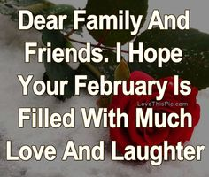 February is the month of love! Everyone celebrate the month with these beautiful pictures of February. We have 20 February images that you will love! February Images, February Quotes, Welcome February, Days In February, Good Morning Funny, Heart Day, New Month, Social Media Site, I Hope You
