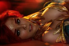 Some new intimate pictures with beautifull Triss~ The Witcher 3: Wild Hunt Photo |  Triss Merigold | :icondisharmonica You can follow me on Facebook and Instagram  &nb...