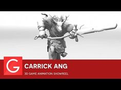 Yoon Bora - 3D Game Animation Showreel - YouTube