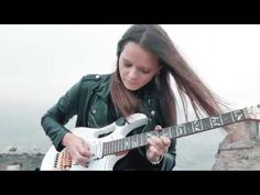 HALLELUJAH - guitar inspiration from the most beautiful song by RockMilady (official video Guitar Sheet Music, Guitar Songs, Beautiful Songs, Most Beautiful, Guitar Tabs Acoustic, Young The Giant, Cool Dance Moves, Cover Songs, Music Covers