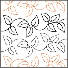 Jasmine with Corner pantograph pattern by Patricia Ritter of Urban Elementz