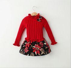 Платье на зиму