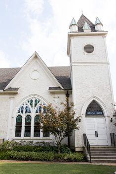 white church wedding