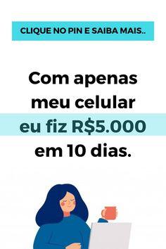 Renda Extra Online, Marketing Online, Memes, Make Money On Internet, Social Media Marketing, Investing Money, Meme