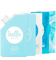 Hello Hair 'Hydrate Your Hair' Pack * Read more info by clicking the link on the image. #haircolor