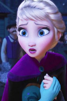 Image via We Heart It https://weheartit.com/entry/175191751/via/25979556 #disney #frozen #elsa