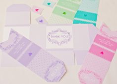DIY: Baby Shower Tea Party Favor + Free Printable! | Project Nursery