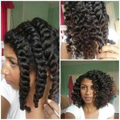 Flat Twist Out. | Natural hair | Pinterest | Flat twist, Natural and ...