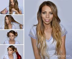 Beach Waves Without Heat! #Fashion #Beauty #Trusper #Tip