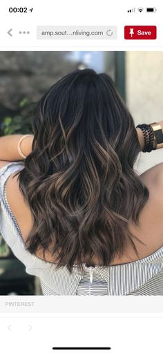 3 Easy Steps to Get That Perfect Tan Using Self Tanning Sprays Brown Hair Balayage, Hair Color Balayage, Hair Highlights, Brunette Ombre Balayage, Bayalage, Ombré Hair, Hair Dos, Blond Beige, Carmel Hair