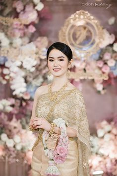 Khmer Wedding, Traditional Wedding, Cambodia, Girls, Clothes, Outfits, Daughters, Outfit Posts, Kleding