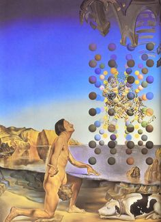 Two Decades of Selling Only Authentic art by Salvador Dali. A free catalog and DVD for Dali collectors Salvador Dali Gemälde, Salvador Dali Paintings, Max Ernst, Surrealism Painting, Charles Darwin, Spanish Artists, Oil Painting Reproductions, Art Moderne, Wassily Kandinsky