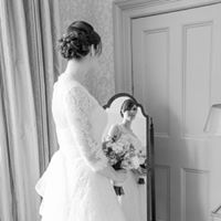 intricate bridal hair created by flowers & fringes Hair And Makeup Artist, Hair Makeup, Elegant Bride, Fringes, Wedding Makeup, Hairdresser, Bridal Hair, Wedding Hairstyles, Bridesmaid