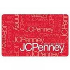 USA & CANADA ~ #Sweepstakes ~ Win A $100 JC Penney Gift Card ~  http://www.linkiescontestlinkies.com/2013/04/sweepstakes-win-100-jc-penney-gift-card.html