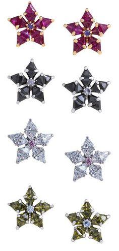 Cute Star Earrings!!