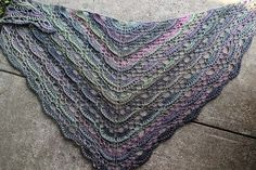 The Forest of Fangorn Shawl – Download Free Pattern!