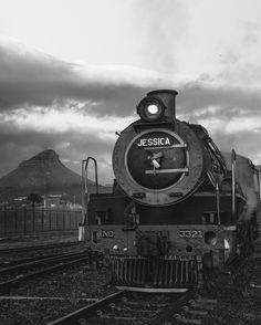 """[ Monochrome Week ] it's already a week since our train ride. I imagine many of the first pics taken of """"Jessica"""" were in black and white too. Old school is cool. Train Rides, One Pic, Old School, Monochrome, Black And White, Cool Stuff, Instagram Posts, Monochrome Painting, Black White"""
