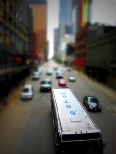 Awesome Tilt Shift Photography