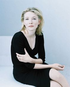 Cate Blanchett photographed by Annie Leibovitz // Vanity Fair