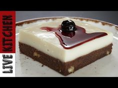 Egg Free Desserts, Oreo Desserts, Easy Desserts, Dessert Recipes, Vanilla Pudding Desserts, Sweet Cooking, Gluten Free Cakes, Piece Of Cakes, Greek Recipes