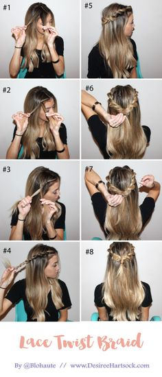 40 Easy Hairstyles for Schools to Try in 2017. Quick, Easy, Cute and ...