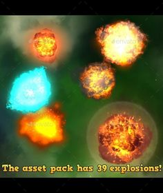 39 Explosions Download here: https://graphicriver.net/item/39-explosions/18000039?ref=KlitVogli