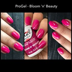 40 Best ProGel Swatches images | Swatch, Gel polish, Collection