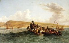 On February 1820 - The ships 'East Indian' and 'Fanny', with about 350 Irish emigrants aboard, leave Cork harbor for Cape Colony, carrying some of the settlers. Cape Colony, American Literature, My Land, Postmodernism, African History, Cool Stuff, South Africa, Irish, Museum