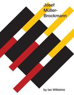 Cover for Research Paper on Josef Muller-Brockmann