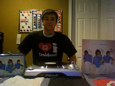 Winner of our Lonely Island giveaway! Autographed album, turntable, lunchbox and more.