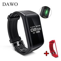 DAWO Smart Fitness Bracelet Activity Tracker Heart Rate Monitor Sleep Waterproof IP67 Sports WristbanD PK mi band 2 Gift Strap  Price: 12.32 & FREE Shipping #computers #shopping #electronics #home #garden #LED #mobiles #rc #security #toys #bargain #coolstuff |#headphones #bluetooth #gifts #xmas #happybirthday #fun