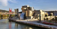 Guggenheim, Bilbbao, Gehry