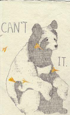 bear it.