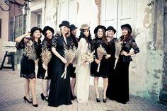 New Orleans Masquerade Wedding | RuffledRuffled