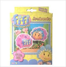 FIFI AND THE FLOWERTOTS SWIMMING ARMBANDS 3-6 YEARS £4.89+FREE POSTAGE on eBid United Kingdom