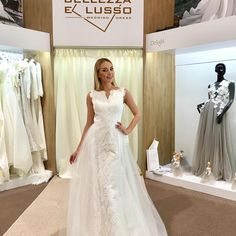 Welcome to our stand: Hall 14, D030 #interbride2017 #collection2018 #newcollection #bellezzaelusso #lussodress #interbride  #wedding #weddingdress #modeca #weise #ladybird #pronovias #interbride #düsseldorf #wedding #weddingdress #weddingaccesories #gown #nupcial #boda #bridal #bruid #novias #sposa #bridalwear #bridaldress #fashion #bridalfashion #tradefair #bridalfair #b2b http://gelinshop.com/ipost/1523943134764156938/?code=BUmIjT1g0gK