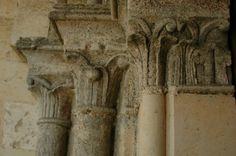 ROM église St Paulin chapiteaux