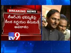 TRS chief KCR to meet Sonia