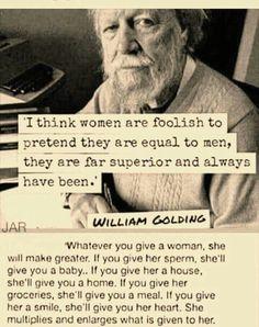 William Gerald Golding (St. Columb Minor (Newquay, Cornwall), 19 september 1911 — Perranarworthal (Cornwall), 19 juni 1993) was een Engels schrijver en dichter. Hij won de Nobelprijs voor Literatuur in 1983.