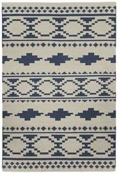 Tribe Bokrum Blue Rugs | Capel Rugs, America's Rug Company