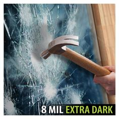 Aside from providing additional protection and shielding, our tinted security window films help deter smash and grab attacks by either delaying a would-be thief or by thwarting his efforts outright. Additionally, when installed on office and residential windows, these safety films can prove invaluable for the protection they provide against shattered glass in case of an accident. Due to their unmatched clarity, premium 8 mil security window films provide outstanding protection without… Security Window Film, Residential Windows, Traditional Windows, Window Films, Shattered Glass, Light Shades, Save Energy, Clarity, Adhesive