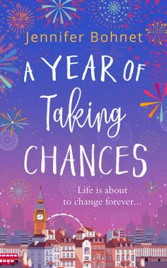 A Year of Taking Chances 4* Review Jennifer Bohnet