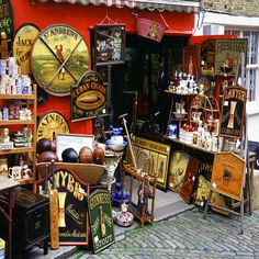 ═✫Portobella market-London