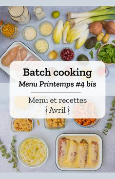 Lunch Recipes, Healthy Dinner Recipes, Diet Recipes, Manger Healthy, Batch Cooking, Slow Food, Healthy Nutrition, Food Inspiration, Recipes