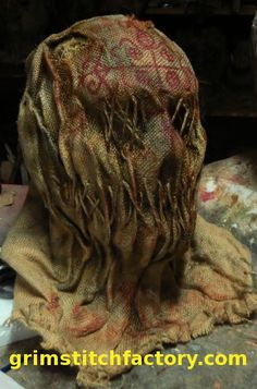 HL Exclusive Interview: Grim Stitch Factory's Scarecrow Masks Are the Real Deal…
