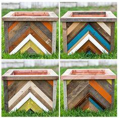 Raised garden box!
